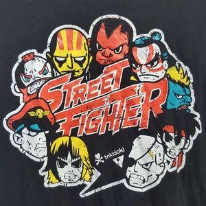 Street Fighter Shirts - Tokidoki x Street Fighter T shirt Large